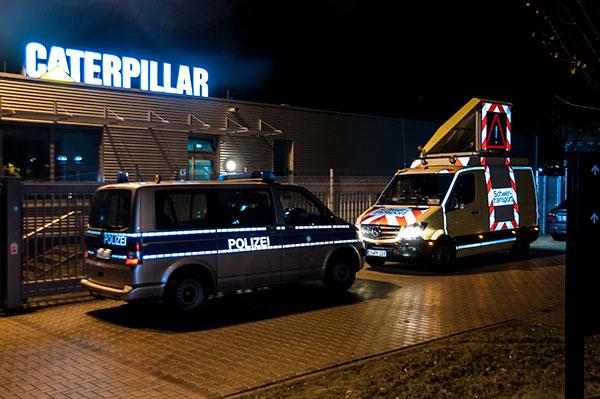 Polizeiersetzendes BF4